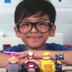 Discover New Toys with Santino the Toy Patrol!