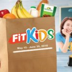 Robinsons Supermarket Launches Fit Kids 2018 Back-to-School Promo