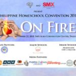 """On Fire!"": 2018 Philippine Homeschool Convention"